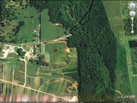 Rifle Range Road Property : Tallassee : Elmore County : Alabama