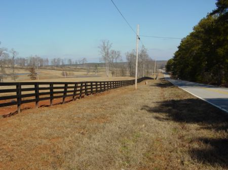 164.9 Ac On Alexander Rd : Grantville : Coweta County : Georgia