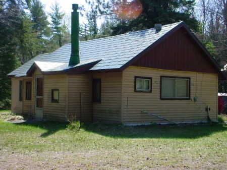 cabin and 80 acres farm for sale atlanta montmorency