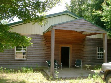 Bogue Fali : Flora : Hinds County : Mississippi