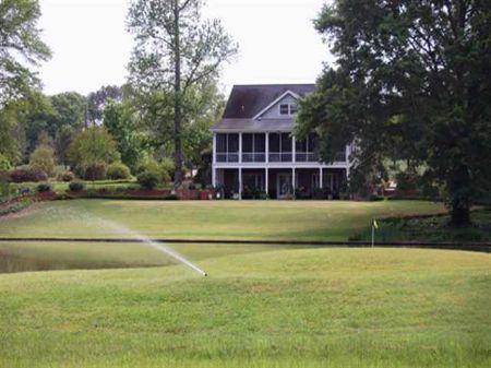 Beautiful Waterfront Estate Home : Greensboro : Greene County : Georgia