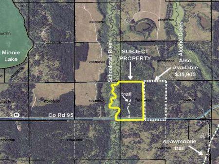 Hubbard, Lk George, 1433404, W2gl : Lake George : Hubbard County : Minnesota
