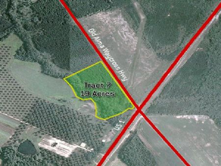 Tract 7 : Nicholls : Bacon County : Georgia