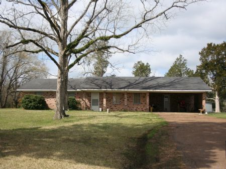 120 Acres Country Living : Forest : Scott County : Mississippi
