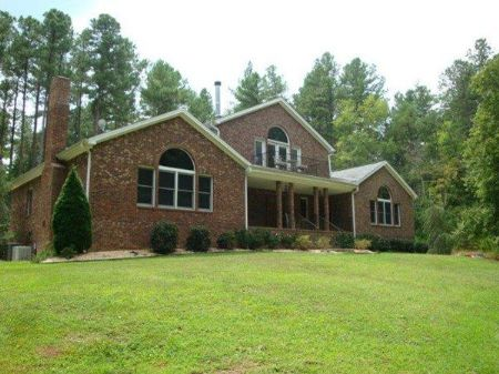 Home On 10+ Unrestricted Acres : Pittsboro : Chatham County : North Carolina