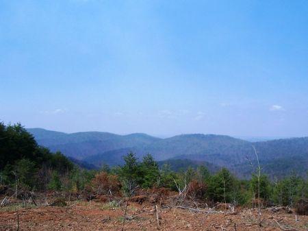 Kincaid Mountain : Lyerly : Chattooga County : Georgia