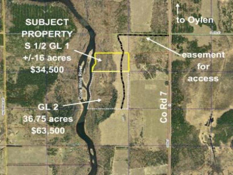 Wadena, Lyons, 1363335, S2gl1 : Staples : Wadena County : Minnesota