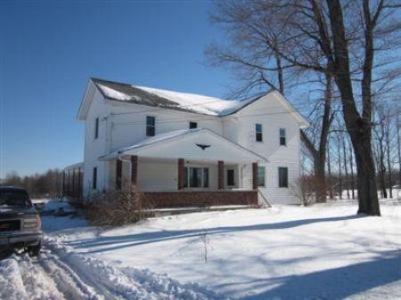 87+ Acre Farm--great Price : Denmark : Ashtabula County : Ohio