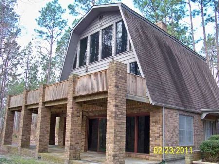 75+/- Acs Home, Cabin, Pond & More : Metter : Candler County : Georgia