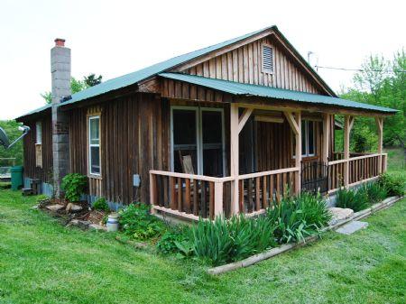 Fifty Six Home And Acreage : Fifty Six : Stone County : Arkansas