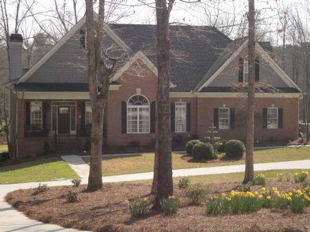 Equestrian Estate With A Guest Home : Monroe : Walton County : Georgia