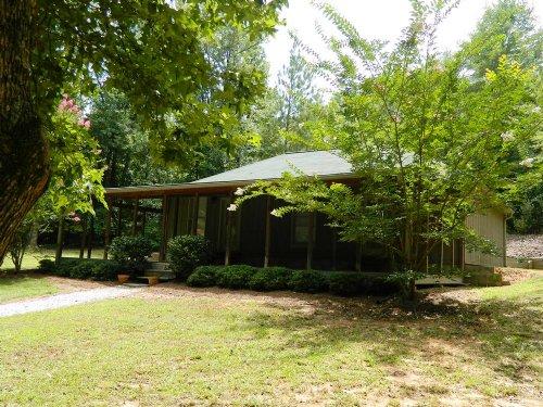 Cute Cottage On 13 Ac With Creek : Lexington : Oglethorpe County : Georgia