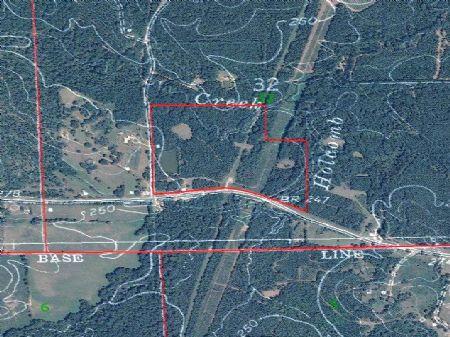 52.6 Acres : Hazlehurst : Copiah County : Mississippi