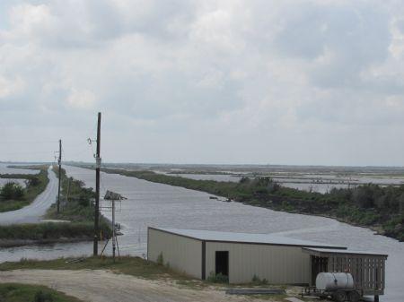 Black Lake : Hackberry : Cameron Parish : Louisiana