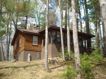 Lakefront Condo On A 7 Acre Resort : St. Germain : Vilas County : Wisconsin