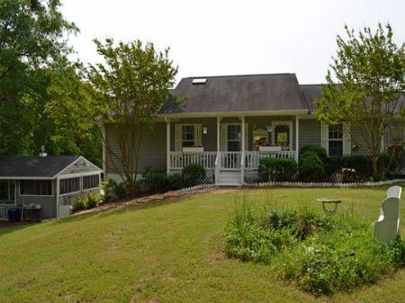Sunset Farm - 10ac Rural Paradise : Watkinsville : Oconee County : Georgia