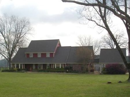 5bd/2ba Home & Horse Barn On 116 Ac : Louisville : Winston County : Mississippi