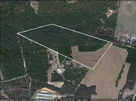 50 Acres : Fairview : Lexington County : South Carolina