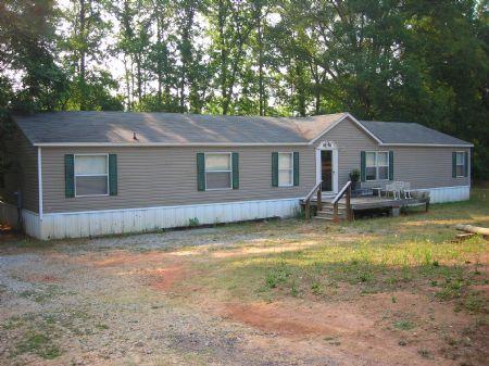32.84 Acres, Home, Creek, Hunting : Stephens : Oglethorpe County : Georgia