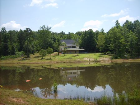 19+ Acres With Pond/home : Stephens : Oglethorpe County : Georgia