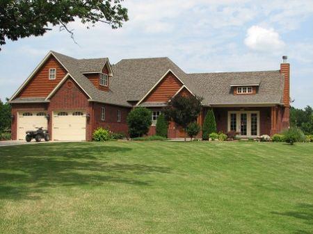 Paradise Found : Big Cabin : Mayes County : Oklahoma