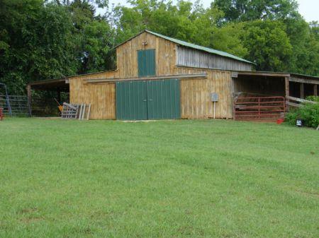 Working Cattle Farm : Montgomery : Montgomery County : Alabama