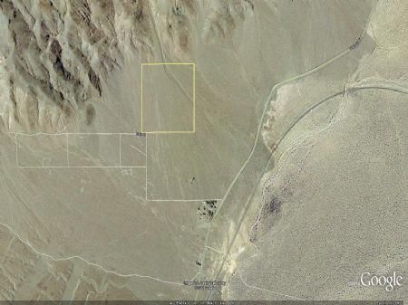 40 Acre Parcel Near Ridgecrest : Ridgecrest : Kern County : California
