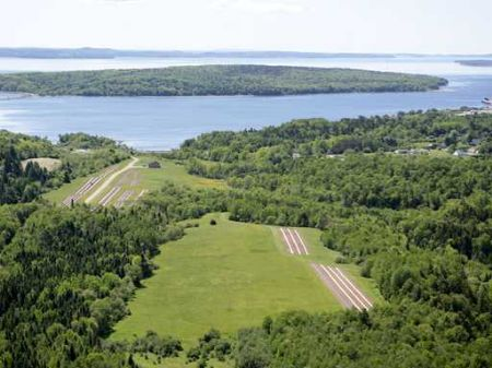 Long Cove Ocean View Farm : Searsport : Waldo County : Maine