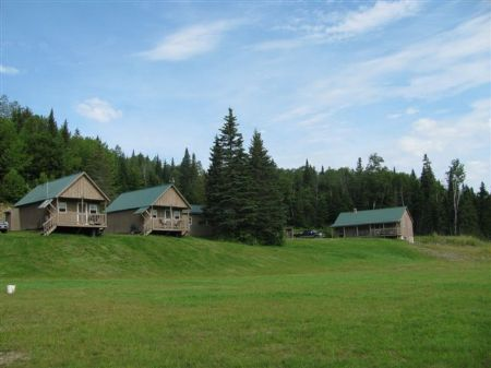 Camel Brook Camps : Fort Kent : Aroostook County : Maine