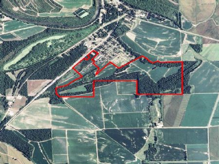 Tchula Farm : Tchula : Holmes County : Mississippi