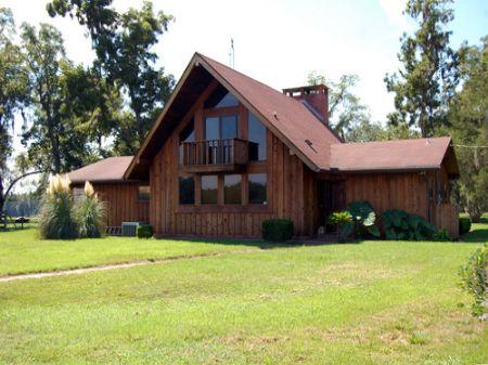 Baker's Ranch (h-145) : Hawthorne : Alachua County : Florida