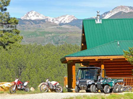 Wyatt West Ranch : Mancos : Montezuma County : Colorado
