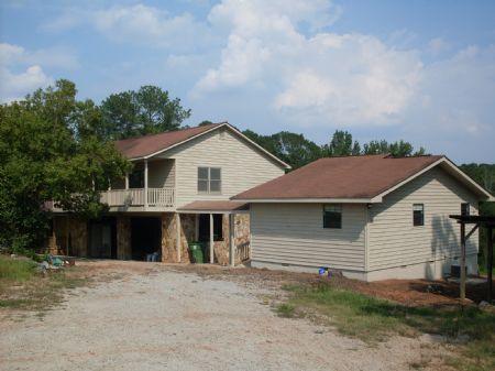 Main House & Guest House On 35+ Ac : Newnan : Coweta County : Georgia