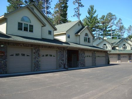 Northwoods Condo On Brandy Lake : Arbor Vitae : Vilas County : Wisconsin