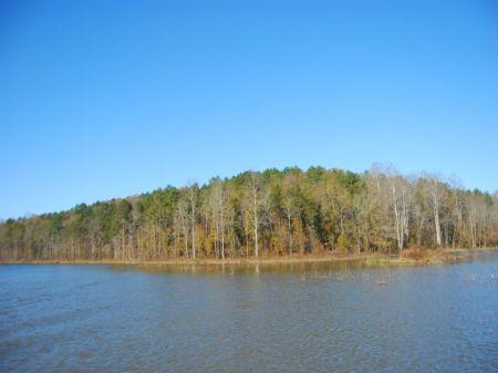 21.7 Acres On Lake Blalock : Chesnee : Spartanburg County : South Carolina