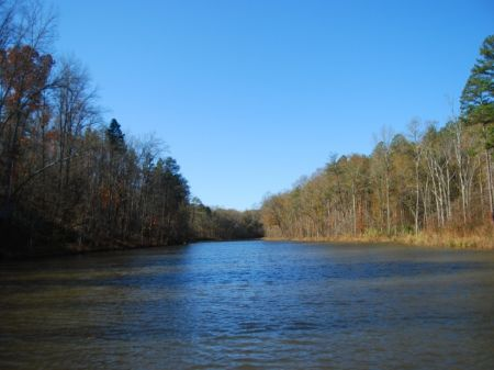17.96 Acres On Lake Blalock : Chesnee : Spartanburg County : South Carolina