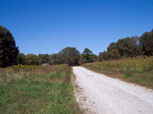 17.392 Acres Pasture & Wooded : Rockmart : Paulding County : Georgia