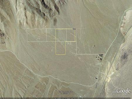 30 Acres Near Randsburg : Randsburg : Kern County : California