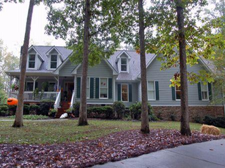 Vacation at home : Rutledge : Morgan County : Georgia