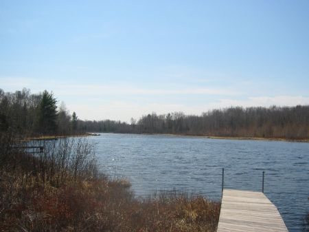 5 Acre Lot On Squaw Creek : Lac Du Flambeau : Vilas County : Wisconsin
