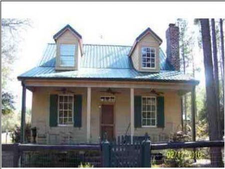 Fox Hunt Club : Windsor : Aiken County : South Carolina