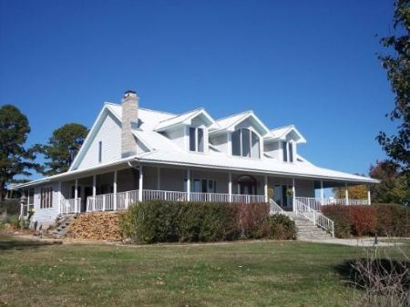Arkansas Horse Ranch : Big Flat : Stone County : Arkansas
