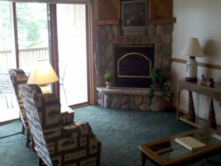 Lake Minocqua Condo Priced To Sell : Minocqua : Oneida County : Wisconsin