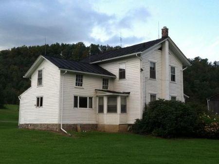 Beautiful 88 Acre Farm : Orangeville : Columbia County : Pennsylvania