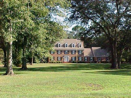 Working Farm with Homes : Bainbridge : Seminole County : Georgia