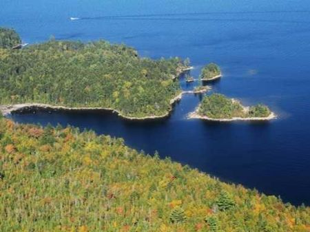 300 Acre Moosehead Lake Reserve : Beaver Cove : Piscataquis County : Maine