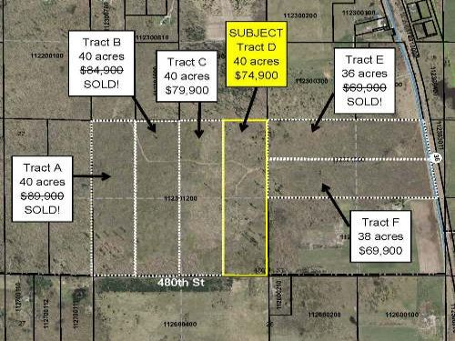 Hubbard, Helga, 1453323, Tract D : Bemidji : Hubbard County : Minnesota