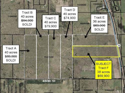 Hubbard, Helga, 1453323, Tract F : Bemidji : Hubbard County : Minnesota