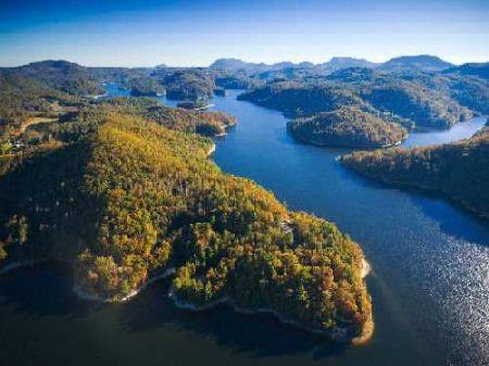 Auction Luxury Dev Site - Retreat : Cullowhee : Jackson County : North Carolina
