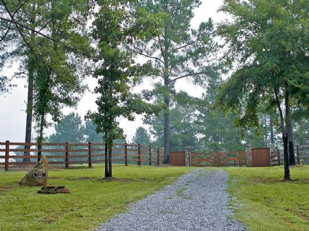High Brass Farm : Forsyth : Monroe County : Georgia